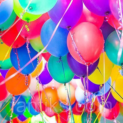 Набор воздушных шаров 10 шт