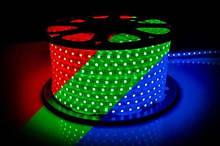 Лента светодиодная 5050-60-IP65-RGB-10-220
