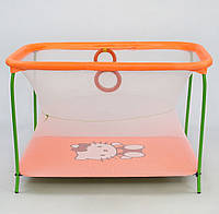Люкс Манеж Люкс №10 Hello Kitty Orange (68196)