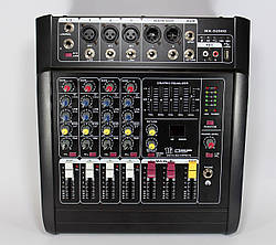 Аудио микшер Mixer BT 5200D 5ch.