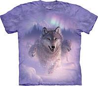 Детская футболка THE MOUNTAIN - Northern Lights
