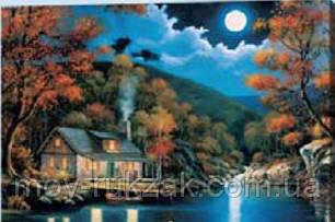 """Картина по номерам """"Ночной пейзаж"""" 40*50см, фото 2"""