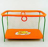 Люкс Манеж Люкс №9 Винни Пух Orange (48065)