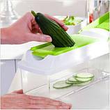 Овощерезка  (аналог Nicer Dicer Plus) - кухонный измельчитель, фото 2