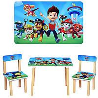 Bambi Столик Bambi 501-32 Paw Patrol Blue (501-32), фото 1