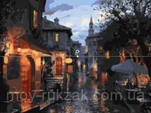 "Картина по номерам ""Старый город"" 40*50см, фото 2"