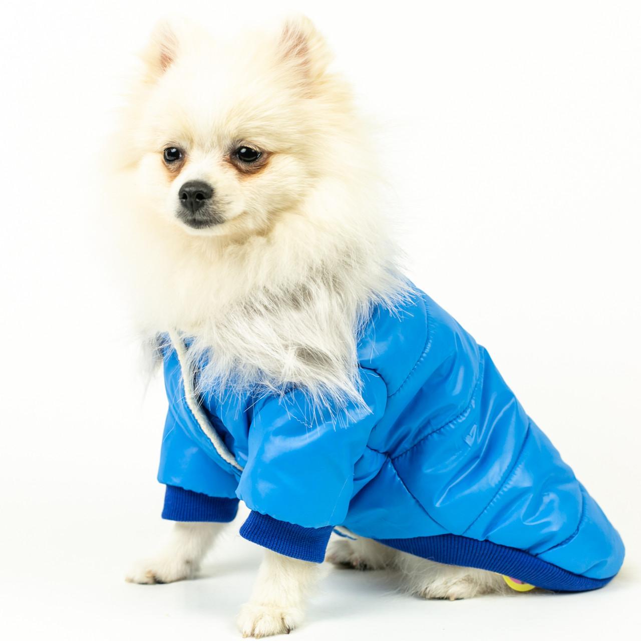 """Куртка """"Blue King"""" для собак"""