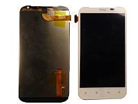 Дисплей для HTC Sensation XL High Copy (с сенсорным экраном) White