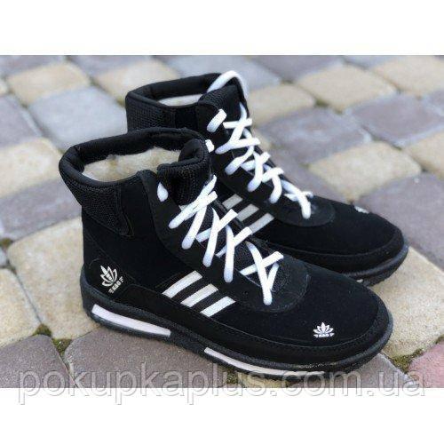 Кроссовки мужские зимние ботинки -20 °C