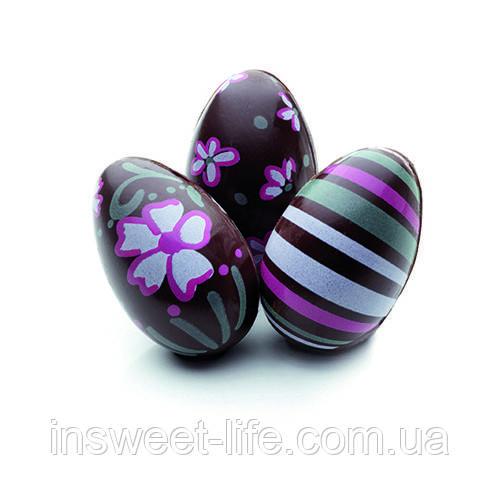"""Блістерна форма 3D шоколадне яйце """"Janina"""" 45шт/упаковка"""