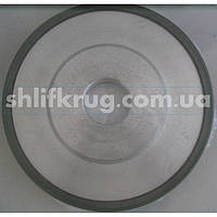 Алмазный шлифовальный круг прямого профиля трехсторонние (14U1)