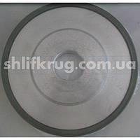 Алмазный шлифовальный круг прямого профиля трехсторонние (14U1) , фото 1