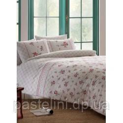 TAC Sasha  lila  Семейный комплект постельного белья