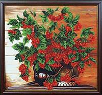 Набор для вышивки бисером Калина красная Б-095 МК