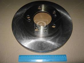 Диск тормозной SSANGYONG REXTON 2.7-3.2 02-, ACTYON 200XDI 06- передн. (пр-во REMSA) 61040.10