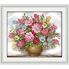 Набір для вишивання Рожеві троянди
