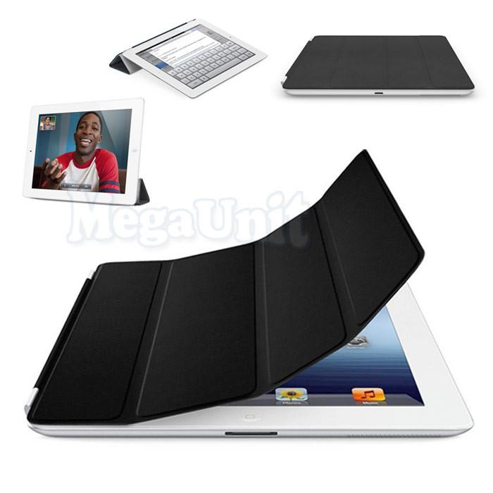 Чехол-обложка Smart Cover Polyurethane для iPad 2/3/4