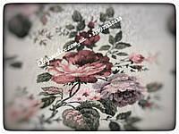Обивочная ткань Гобелен эко жаккард розы