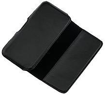 Чехол на пояс Valenta для смартфонов 5.5 - 6 Черный С-918 Note, КОД: 132449, фото 2