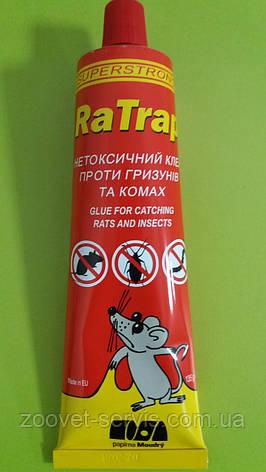 Клей от крыс, мышей и ползающих насекомых Ратрап (Ratrap)Чехия, фото 2