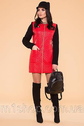 """пальто демисезонное женское Modus Пальто """"Матео 4809"""", фото 2"""