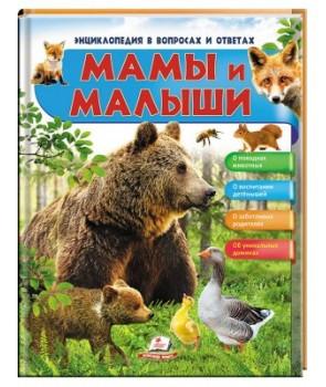 Мамы и малыши. Медведь