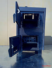 Котел на твердом топливе Бритай КОТВ-10 мощностью 10кВт, фото 3