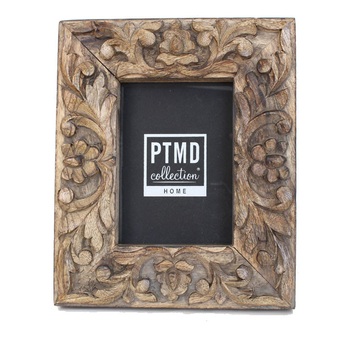 Фоторамка PTMD CANBERRA photo frame brown 665070-PT