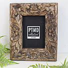 Фоторамка PTMD CANBERRA photo frame brown 665070-PT , фото 6