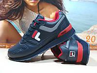 Мужские кроссовки Fila RJ STAR 85 (реплика) синие 44 р., фото 1