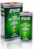 ANTIFREEZE GRN Concentrate (Green) - зелений 5kg (x3)