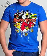 Футболка мужская Angry Birds  Valimark-Biz Валимарк