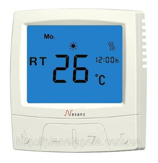 Программируемый терморегулятор Nexans MILLITEMP CDFR-003