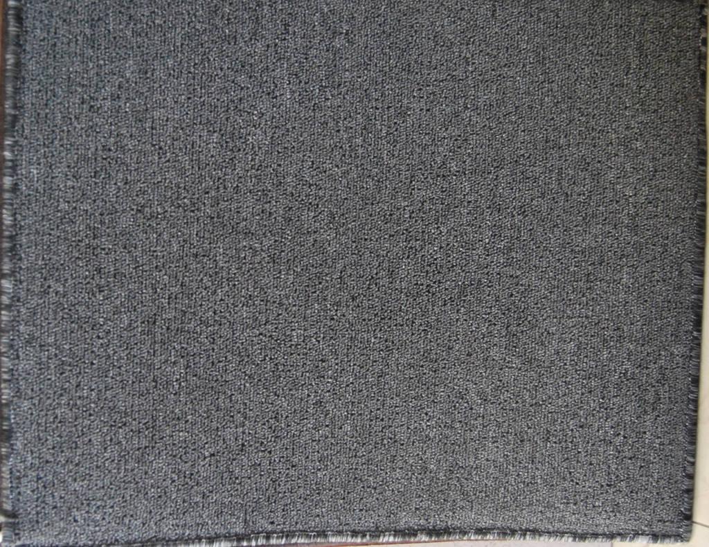 Коврик электрический  50*80 см, инфракрасный электро-коврик для ног Серый