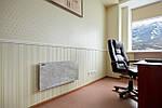 Керамический ИК обогреватель 800 Вт без терморегулятора, на 15 м.кв. , фото 8