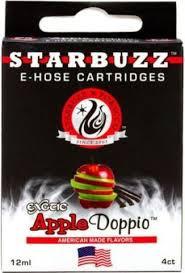 Картридж Вкус Apple Doppio - для электронного кальяна Starbuzz e-hose