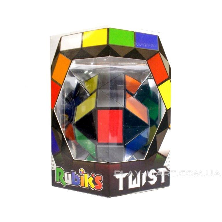 Змейка оригинал RUBIK'S TWIST Snake цветная