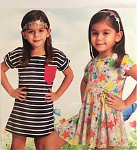 Платья, туники, юбки для девочек