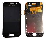 Дисплей для Samsung Galaxy SL i9003 (с сенсорным экраном) High Copy