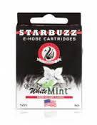 Картриджи Вкус White Mint - для электронного кальяна Starbuzz e-hose  , фото 1