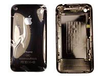 Задняя крышка для  iPhone 3G 8G Black