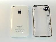 Задняя крышка для  iPhone 3G 8Gb White (с рамкой)