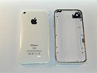 Задняя крышка для  iPhone 3GS 16Gb White (с рамкой)