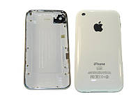 Задняя крышка для  iPhone 3GS 32Gb White (с рамкой)