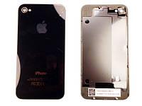 Задняя крышка для iPhone 4G Black