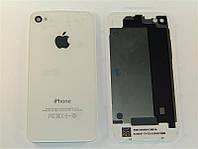 Задняя крышка для iPhone 4G White