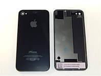 Задняя крышка для iPhone 4S Black