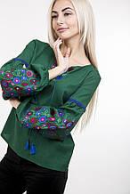 Блуза 89000 (зеленый)