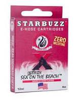 Картриджи Вкус Sex on the beach  для электронного кальяна Starbuzz e-hose  , фото 1