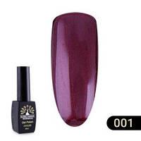Гель лак Global Fashion BLACK ELITE (8 мл) 001